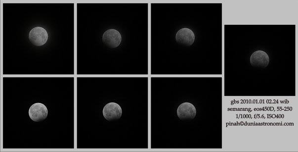 Gerhana Bulan Sebagian 20100101