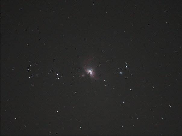 Nebula Orion (M 42)