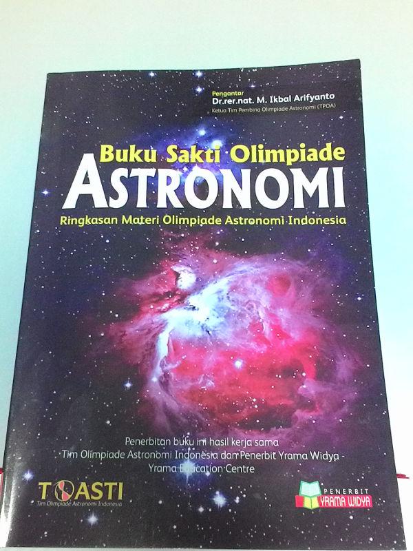 Buku Sakti Olimpiade Astronomi