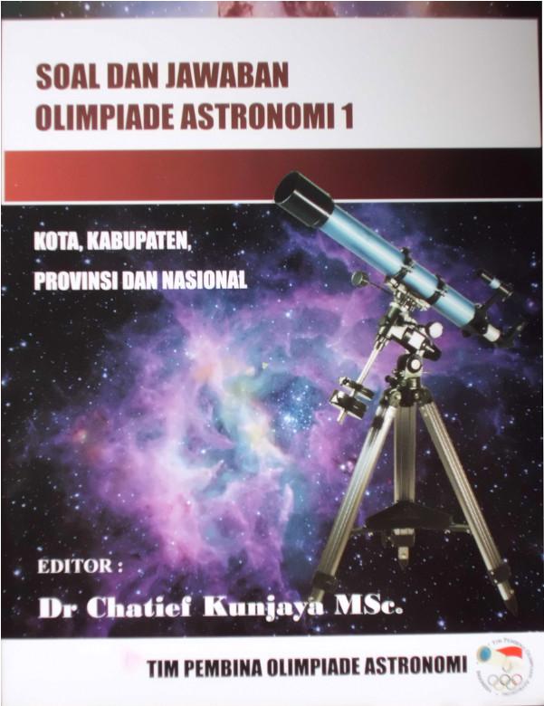 Soal & Jawaban 1 OSN Astronomi