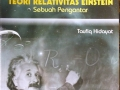 Buku Teori Relavitas Einstein, Sebuah Pengantar