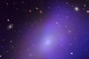 Galaksi elips NGC 1132 (Sumber: APOD)