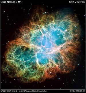 Nebula Kepiting