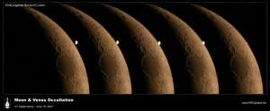 Okultasi Venus oleh Bulan (Sumber: hrcglobal.net)