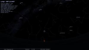 Rasi Aquarius tgl 8 Mei pk 3 dinihari