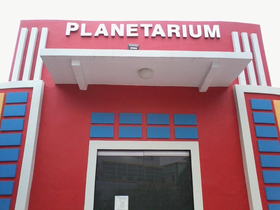 Planetarium Taman Pintar Yogyakarta